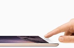 Cảm biến vân tay Touch ID