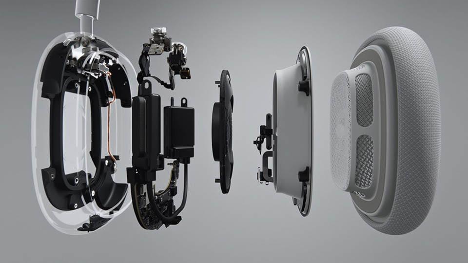 AirPods Max - Chip H1 hiện đại – trái tim của công nghệ Apple