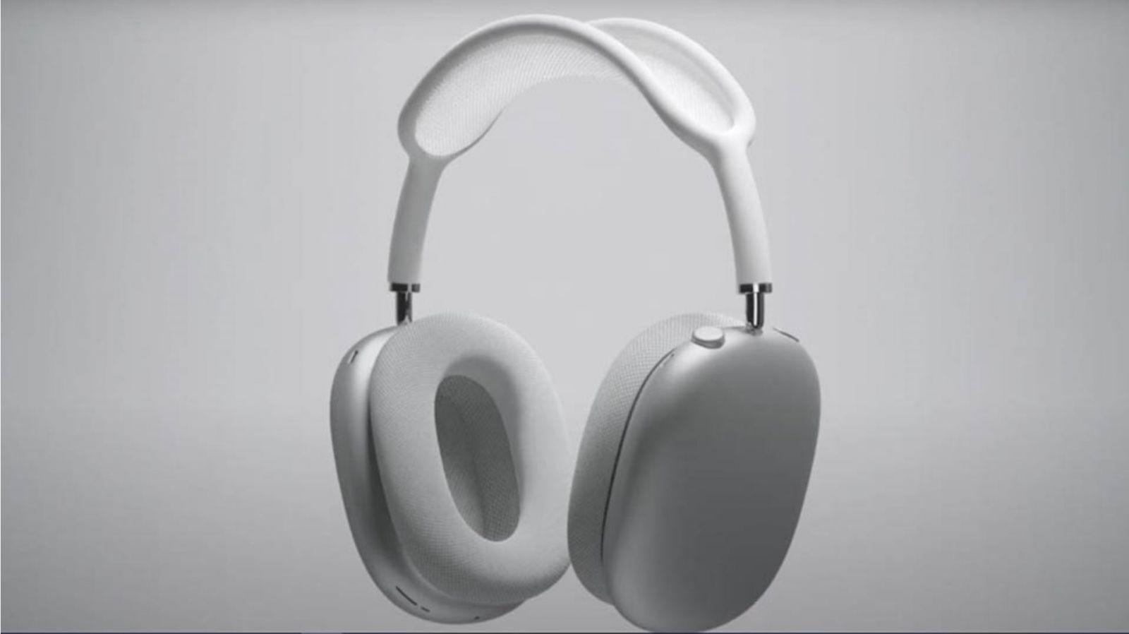 AirPods Max - Đệm tai êm ái và thoáng khí tối đa