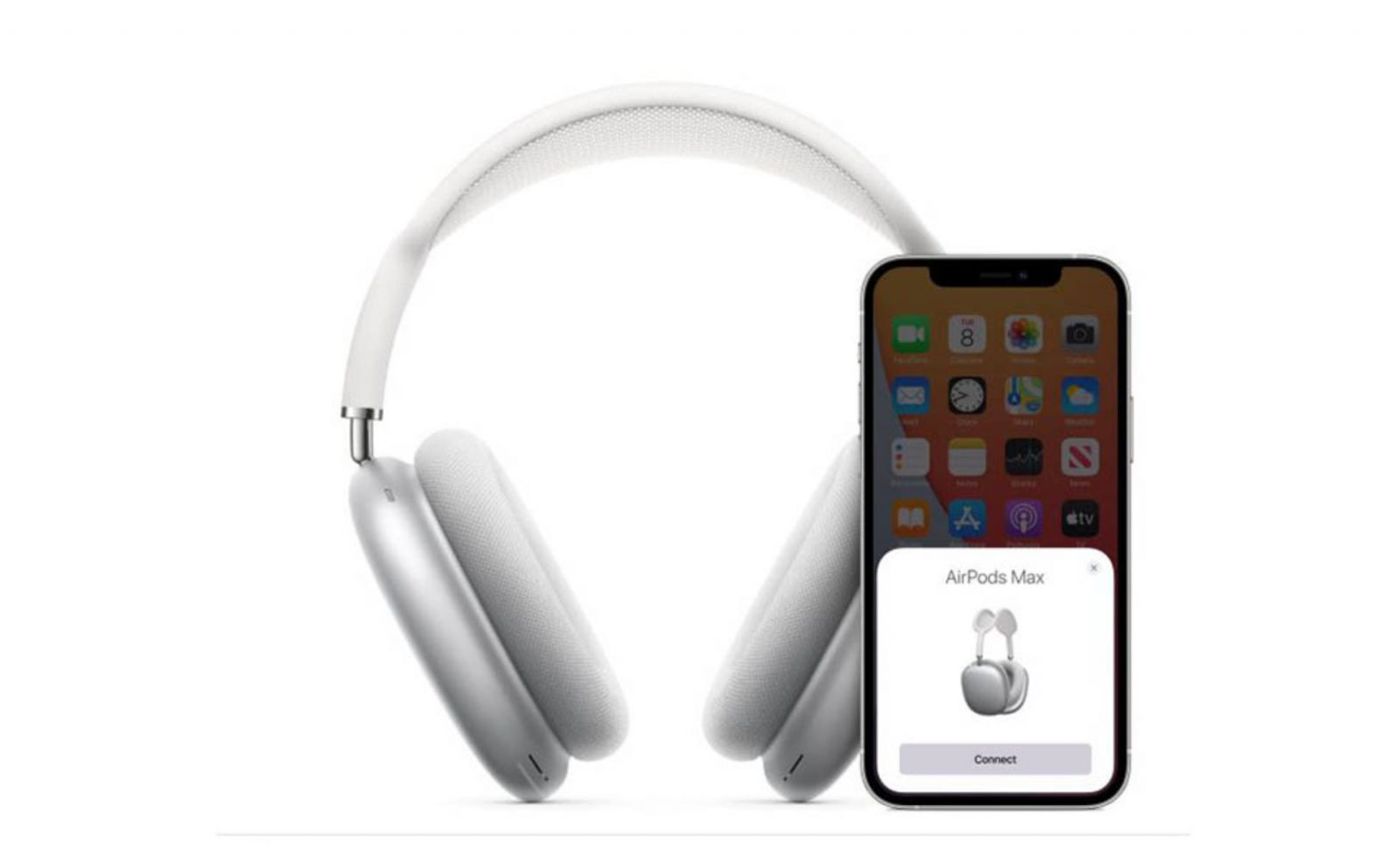 AirPods Max - Tương thích tối ưu với các sản phẩm Apple