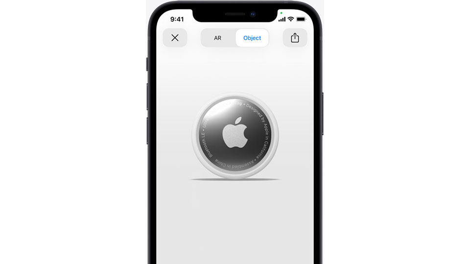 Phương thức hoạt động Apple AirTag