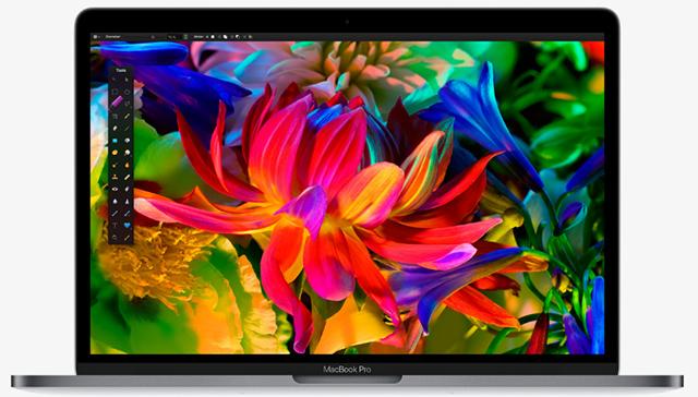 Màn hình 13.3 inch siêu sắc nét