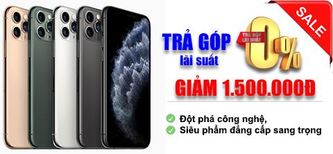 iPhone 11 Pro 256Gb Quốc tế (Chưa Active)