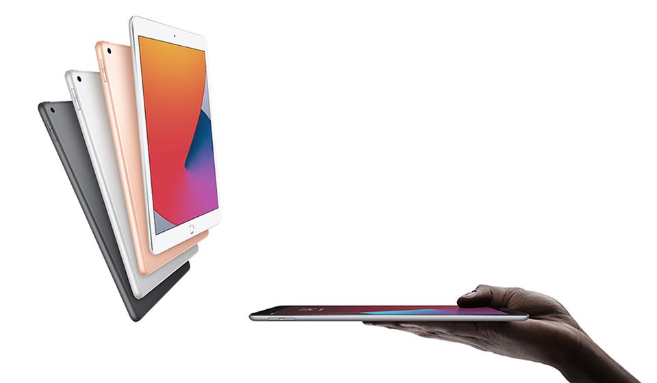 thiết kế iPad 2019