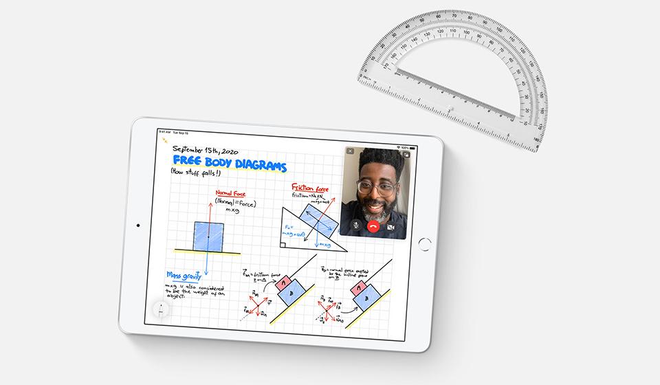 học tập iPad 2019