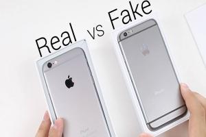 Phân biệt nhanh, đơn giản iPhone đã thay vỏ, hàng dựng và iphone zin