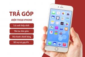 Mua điện thoại Iphone, Ipad trả góp lấy liền