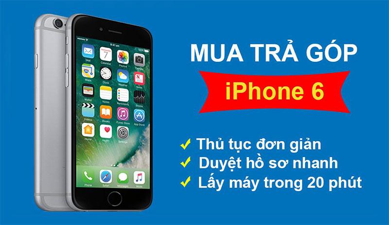 Mua điện thoại Trả góp Iphone lấy liền