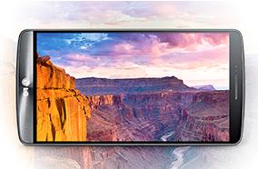 Màn hình Quad HD siêu nét