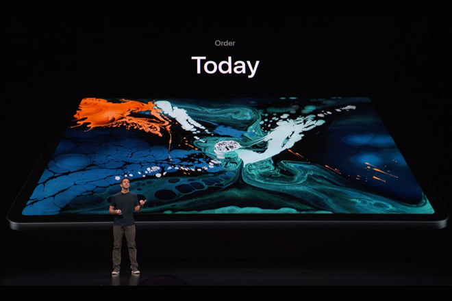 iPad Pro 2018 có gì khác so với bản cũ? - 5