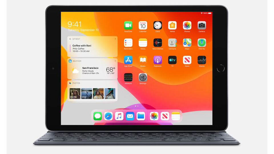Smart Keyboard iPad 2019