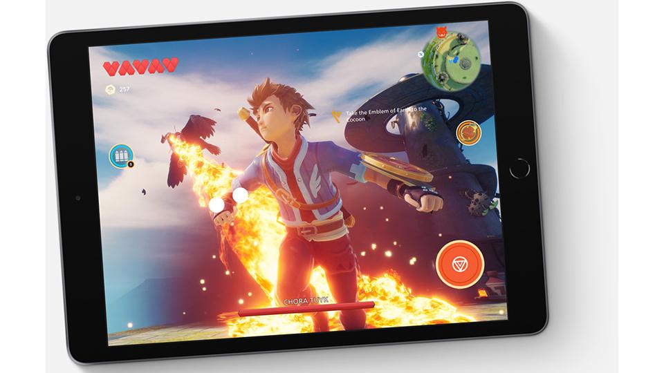 gaming iPad 2019