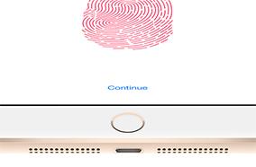 Tính năng bảo mật Touch ID