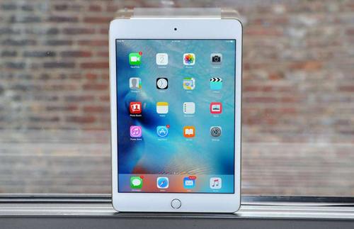 Đánh giá Apple iPad Mini 4: Thiết kế đẹp, pin bền - 4