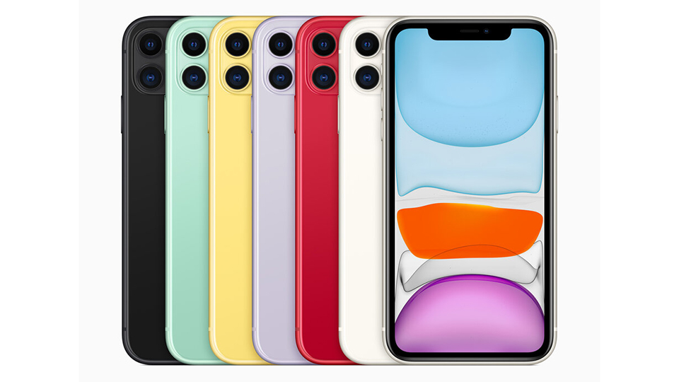 iPhone 11 khuôn mặt
