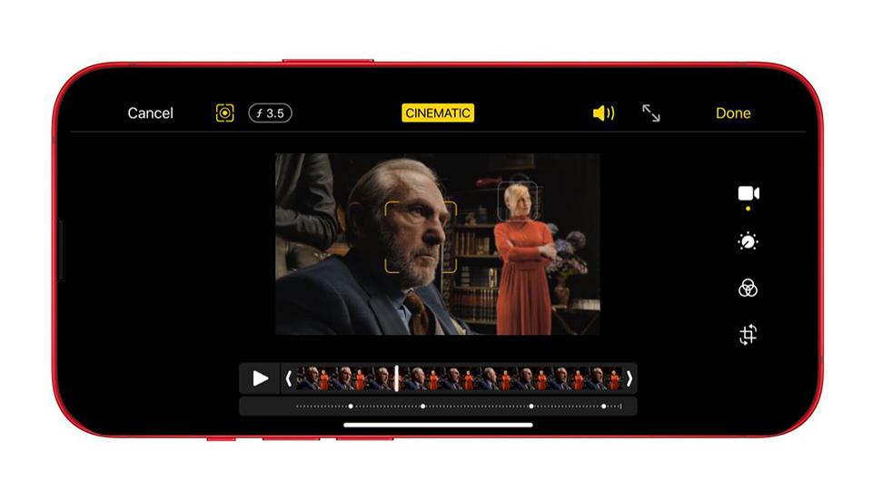 video điện ảnh iPhone 13