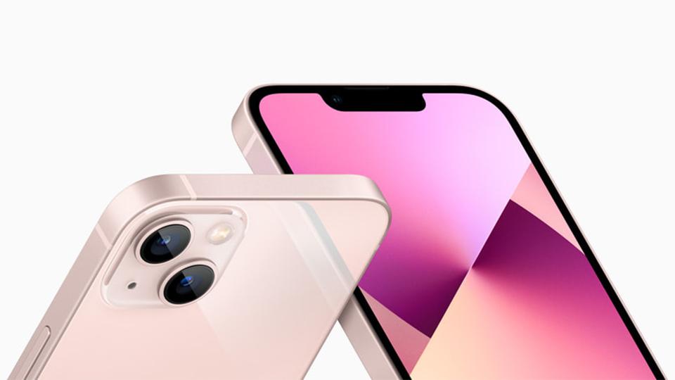 màu sắc iPhone 13