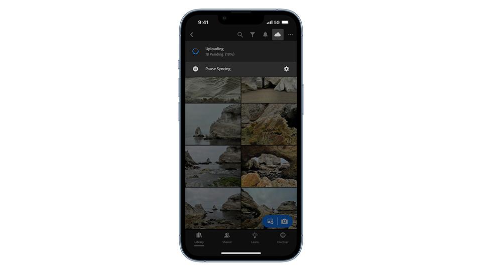 mạng 5G trên iPhone 13 Pro
