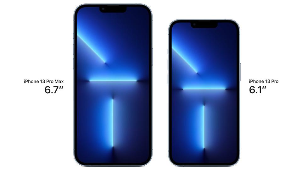 màn hình iPhone 13 Pro Max