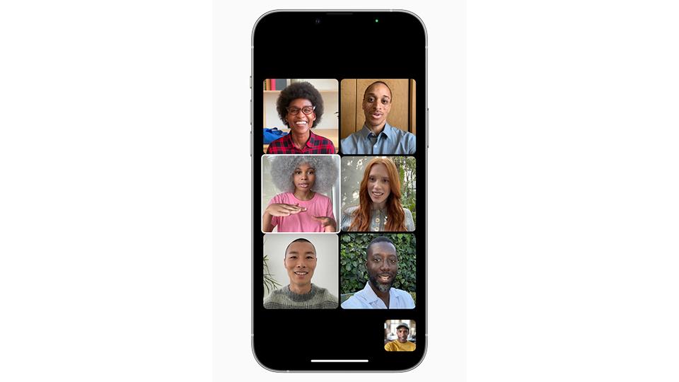 mạng 5G iPhone 13 Pro Max