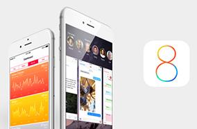 Nền tảng iOS 8