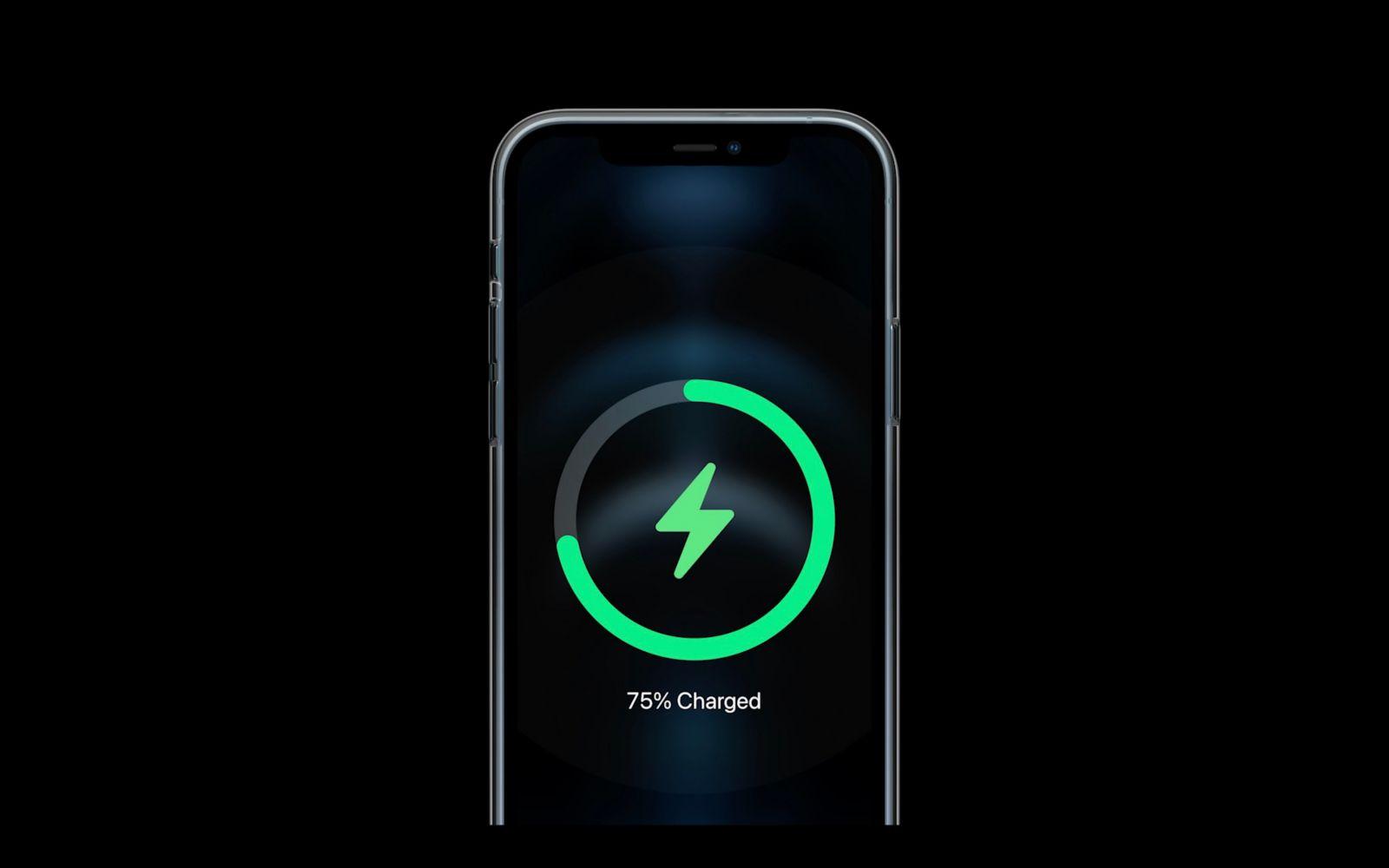 iPhone 12 Pro sạc