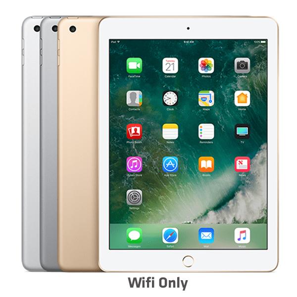 iPad Gen 6 - 32Gb Wifi (Chưa Active)