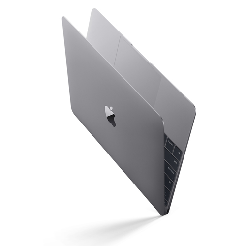 The new Macbook - MJY42 (Space Gray)