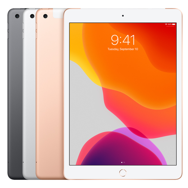 iPad Gen 7 - 128Gb 4G+Wifi (Chưa Active)