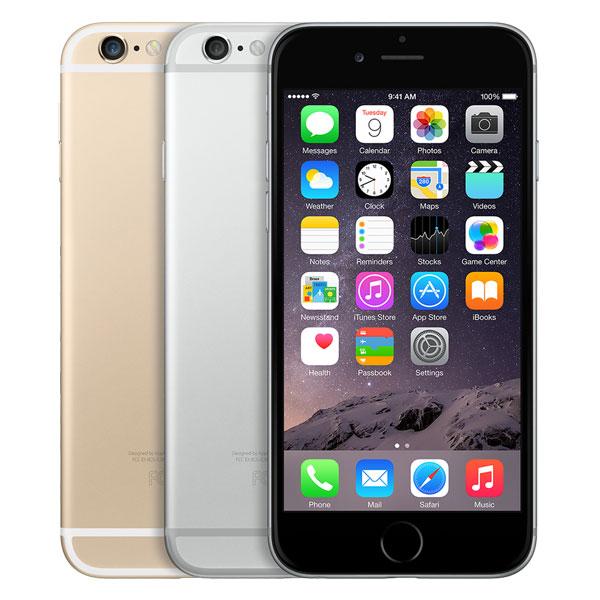 iPhone 6 16Gb Quốc tế (Chưa Active)