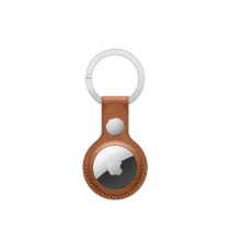 Dây Đeo Apple AirTag Leather Key Ring