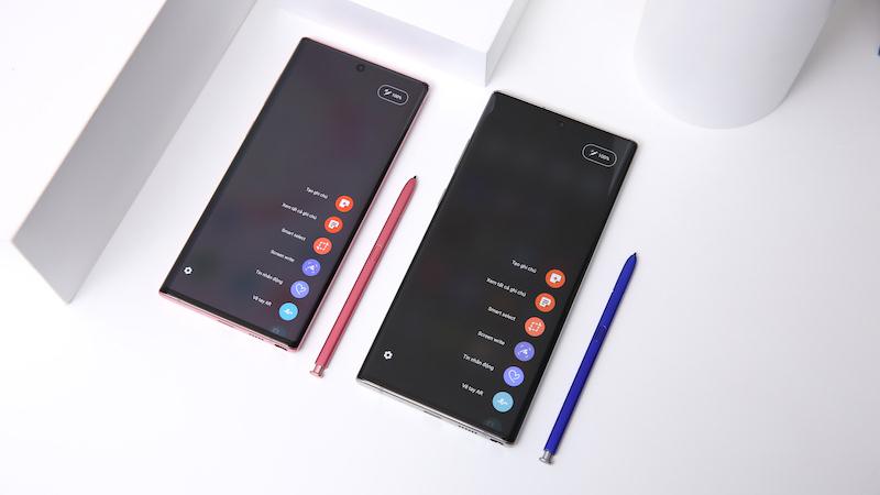 Điện thoại Samsung Galaxy Note 10+ | Khả năng sạc nhanh