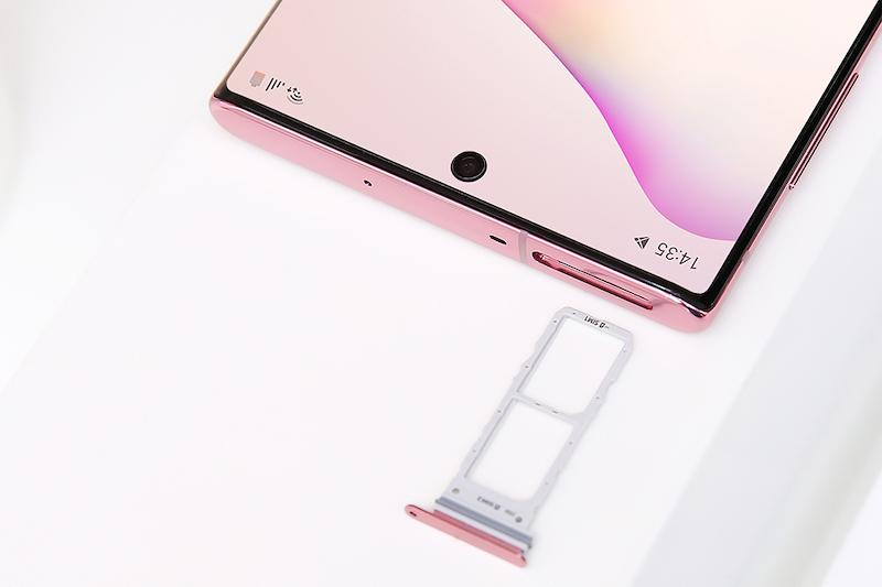 Điện thoại Samsung Galaxy Note 10 | Màn hình Infinity-O