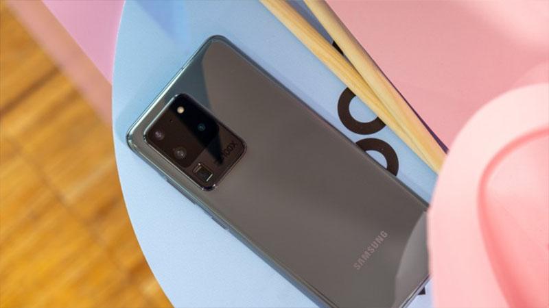 Điện thoại Samsung Galaxy S20 Ultra | Dung lượng pin khủng có sạc nhanh 45W