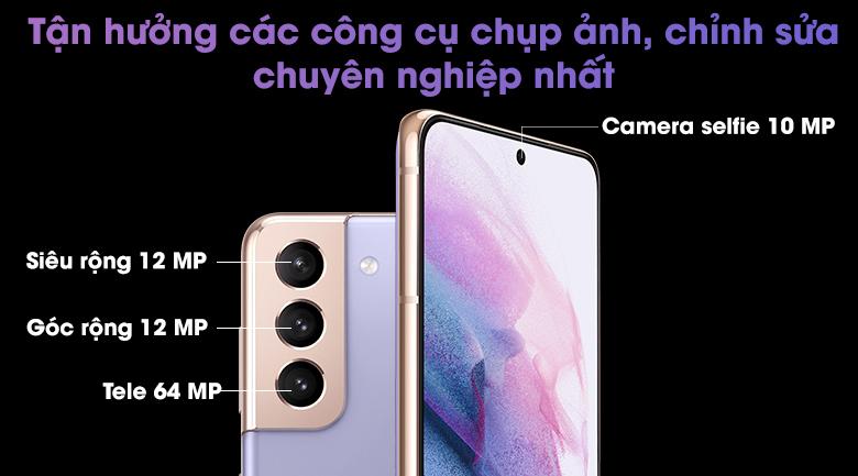 camera Samsung Galaxy S21 Plus