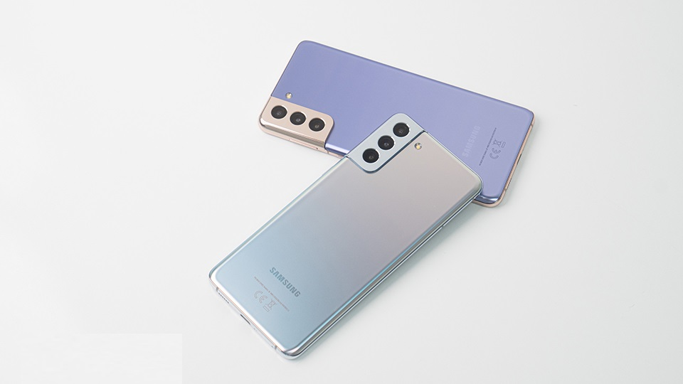 cấu hình Samsung Galaxy S21 Plus