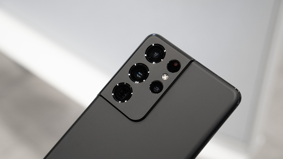 camera Samsung Galaxy S21 Ultra 5G