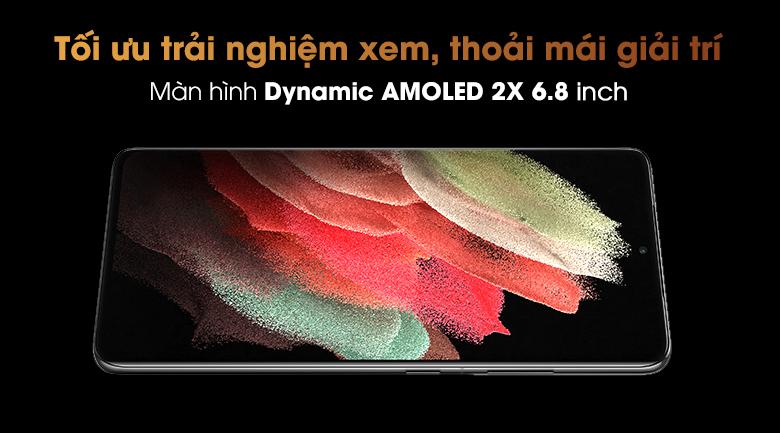 cấu hình Samsung Galaxy S21 Ultra 5G
