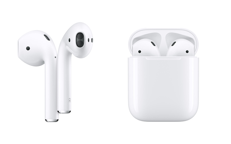 Tai nghe Bluetooth AirPods 2 Apple MV7N2 Trắng thiết kế hiện đại, cao cấp