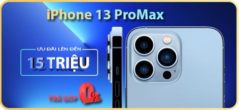iPhone 13 ProMax 128Gb Quốc tế (Chưa Active)