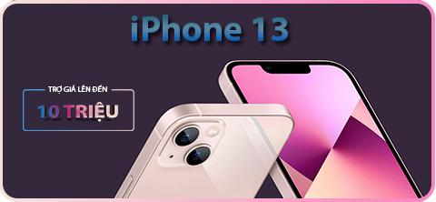 iPhone 13 128Gb Quốc tế (Chưa Active)